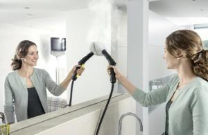 Parné čistenie: hygienické, ekologické a efektívne