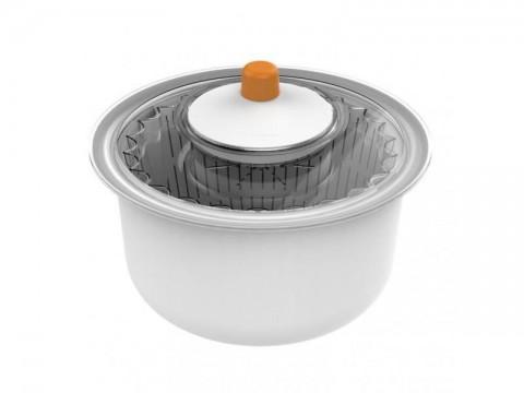 Šalátová miska Salat Spinner FISKARS