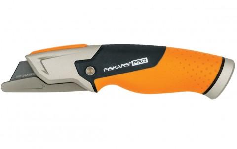 Univerzálny nôž FISKARS CarbonMax s pevnou čepeľou