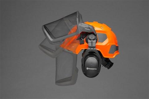 Ochranná prilba pre prácu v lese 850cc6467de