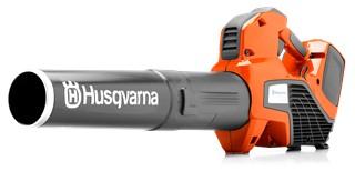 Akumulátorový fúkač HUSQVARNA 525iB bez batérie a nabíjačky