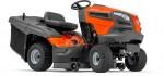 Záhradný traktor Husqvarna TC 139T