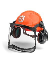 Ochranná prilba pre prácu v lese, Functional Oranžová