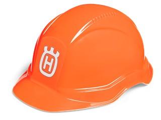 Škrupina prilby oranžová, fluorescenčná