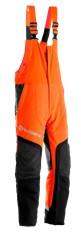 Pracovné nohavice s náprsenkou, Technical