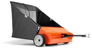 """Sweeper / Zberný vozík na trávu 112 cm / 44"""""""