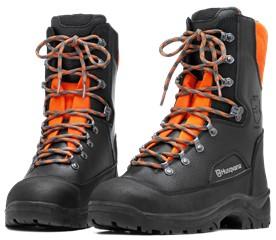 Ochranná kožená obuv Classic 20 s ochranou proti prerezaniu 20 m/s
