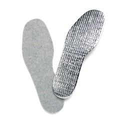 Teplé vložky do topánok