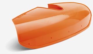 Ochranný kryt pre kotúče a nože na trávu max. Ø 300 mm