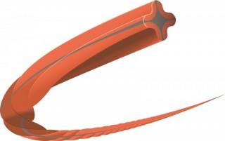 Vyžínacie lanko Whisper Twist 2,0mm - 15m