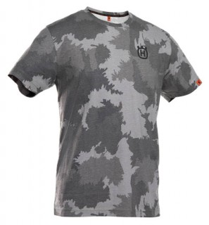 Tričko s krátkym rukávom Forest Camo, unisex XS-XXL