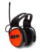Chrániče sluchu s FM rádiom