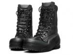 Kožené topánky s ochranou proti prerezaniu 20  m/s