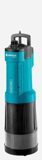 Ponorné tlakové čerpadlo 6000/5 automatic
